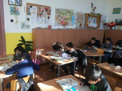 Конкурс по правопис и краснопис -