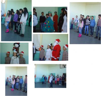 Коледно тържество 2015 г. -